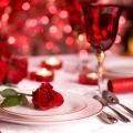 San Valentino - romantikus vacsora