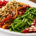 Ínycsiklandó vegetáriánus fogások- piatti vegetariani