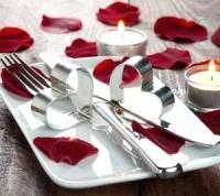 Valentin-nap a főzőiskolában