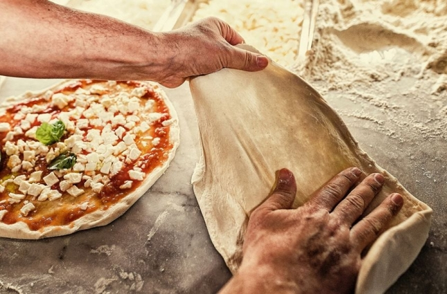 Pizzaszakács képzés I.